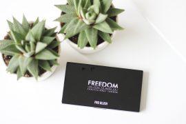 Freedom Pro Blush & Highlight palette